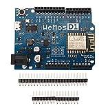 ARCELI WeMos D1 R2 WiFi ESP8266 Placa de Desarrollo Programa Arduino UNO Compatible por Arduino IDE