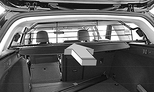 Kleinmetall Masterline passend für VW Golf VII Variant Bj: 2013 bis Heute Trenngitter/Hundegitter/Gepäckgitter