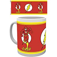 GB eye, DC Comics, The Flash, Taza