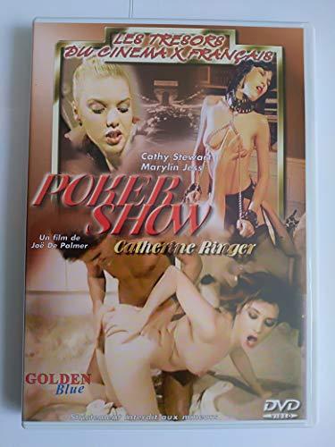 Poker Show Catherine Ringer /dvd x golden blue film porn Golden Ringers