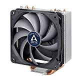 Arctic Freezer 33 CO – Dissipatore di processore semi-passivo con ventola da PWM 120 mm per Intel 115X/2011-3 e AMD AM4 | Dissipatore per CPU con potenza di raffreddamento fino a 150W TDP – Grigio