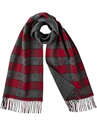 Johnstons Of Elgin - Pure Cashmere Scarf - Reversible