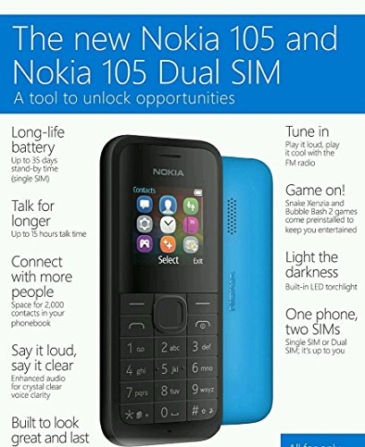 brand-new-microsoft-nokia-105-dual-sim-black-2015-unlocked-except-3g-basic-cheap-long-battery-uk