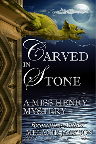 carved-in-stone-miss-henry-cozy-mysteries-book-10-english-edition