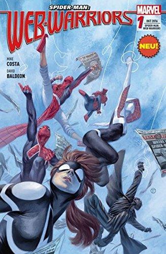 Spider-Man: Web Warriors: Bd. 1 (Superheld Oder Schurke)
