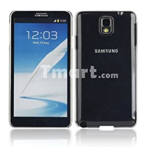 Slim Crystal Smooth Protective Case for Samsung Note3 White