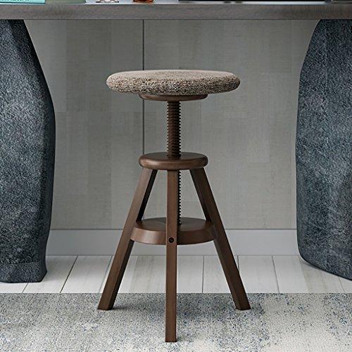 QPG Barhocker Barhocker Chair Liftstuhl Hocker Swivel Barhocker Barhocker Frontschreibtisch ( Farbe : B )