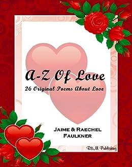 A-Z Of Love (English Edition) di [Faulkner, Jaime, Faulkner, Raechel]