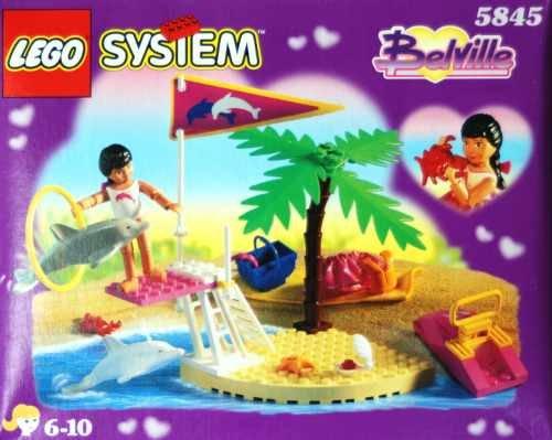 Preisvergleich Produktbild Lego Belville 5845