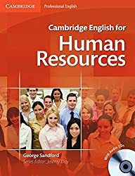 Cambridge English for Human Resources: Student's Book mit 2 Audio-CDs. Student's Book + 2 Audio CDs