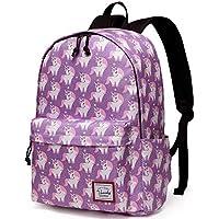 RFSAZ Backpack Women Backpack School Bags for Girls Women Travel Bags Bookbag Laptop Backpack for Women Unicorn Backpack