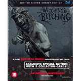 Witching & Bitching Steelbook Blu-ray (EU-Import Deutsch, Spanisch) Limited Silver Christ Steelbook Edition mit Collector-Cards, Uncut, Region B