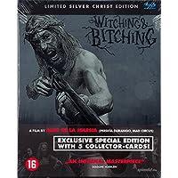 Witching & Bitching Steelbook Blu-ray (EU-Import Deutsch, Spanisch) Limited Silver Christ Steelbook Edition mit Collector-Cards, Uncut, Region B
