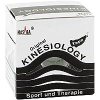 NASARA Kinesiology Tape classic 5 cm x 5 m schwarz preisvergleich bei billige-tabletten.eu
