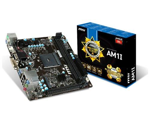 MSI-AM1I-AMD-Mini-ITX-Placa-base-LAN-VGA-HDMI-DVI