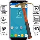 Todo Phone Store - Protector Pantalla CRISTAL TEMPLADO VIDRIO Antigolpes Premium para OUKITEL C8 3G 5.5'