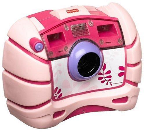 Preisvergleich Produktbild Mattel - Fisher Price M8072 - Wasserdichte Digitalkamera, rosa