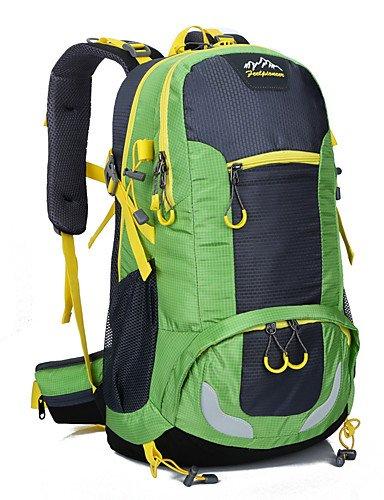 ZQ 40 L Radfahren Rucksack Camping & Wandern Draußen Wasserdicht / Schnell abtrocknend / tragbar / Atmungsaktiv andere Nylon / Terylen other Green