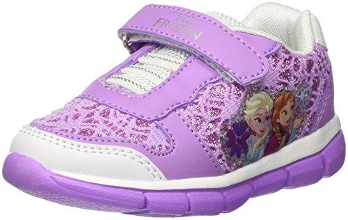 Disney fitness light pizzo, sneaker bambina, viola, 28 eu