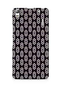 Amez designer printed 3d premium high quality back case cover for Lenovo K3 Note (Cool Pattern6)