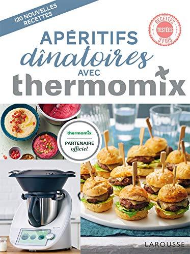 Apéritifs dînatoires avec Thermomix par  ISABELLE GUERRE
