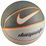 NIKE Basketball Dominate, Col Gy/Tmbdgy/Tot Or, 7, BB0361-065