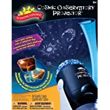 POOF-Slinky - Scientific Explorer Cosmic Observatory Ceiling and Wall Projector, 06500BL by Scientific Explorer (English Manual)
