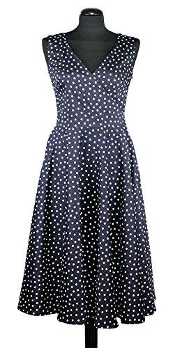 Schnittquelle Damen-Schnittmuster: Kleid Santa Monica (Gr.46) - Einzelgrößenschnittmuster verfügbar von 36 - (Anzüge Santa Damen)