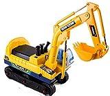 deAO Véhicule Excavatrice Trotteur (Bras de Pelle Électrique) Camion du Construction Trotteur D'équilibre