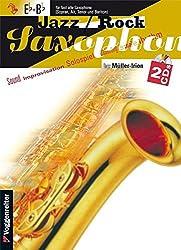 Jazzsaxophon und Rocksaxophon, m. CD-Audio, Version Es