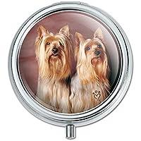 Yorkie Yorkshire Terrier Buddies Pille Fall Schmuckkästchen Geschenk-Box preisvergleich bei billige-tabletten.eu