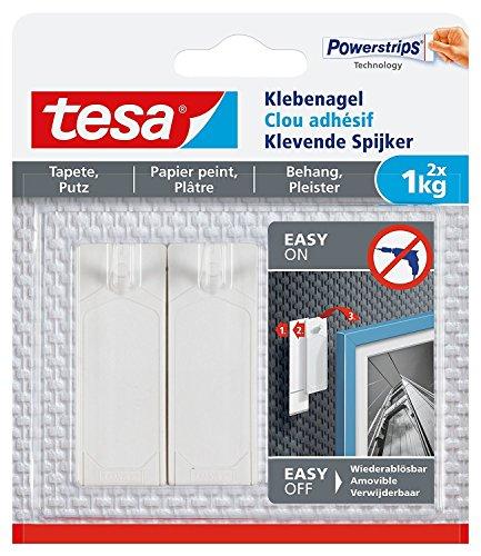 Klebestreifen für Tapeten und Putz (0,5kg) 3 x 2 Stück