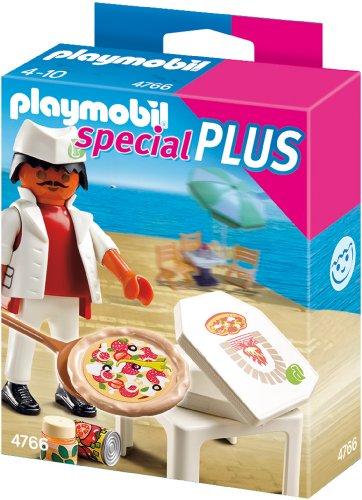 PLAYMOBIL 4766 - Pizzabäcker