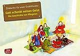 Bildkarten für unser Erzähltheater. Gott schenkt seinen Geist - Die Geschichte von Pfingsten: Kamishibai Bildkartenset. Entdecken. Erzählen. Begreifen (Bibelgeschichten für unser Erzähltheater)