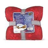 Best unknown Blankets - Scruffs Pet Christmas Winter Wonderland Snuggle Blanket (Red) Review
