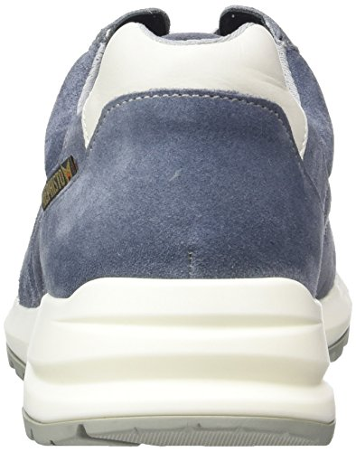 Mephisto Herren Trail Sneaker Blau (Denim)