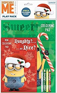 Anker Despicable Me Navidad Play Pack