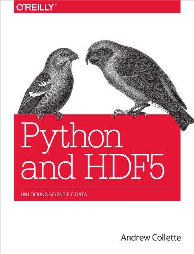 Python and HDF5: Unlocking Scientific Data