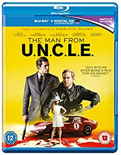 The Man from U.N.C.L.E. [Blu-ray] (B013RVTNIS) | Amazon price tracker / tracking, Amazon price history charts, Amazon price watches, Amazon price drop alerts