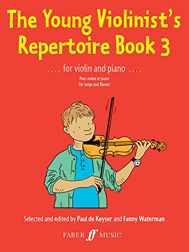 Young Violinist's Repertoire: Bk. 3: (Violin and Piano)