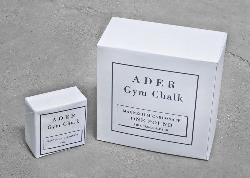 Ader Fitness Chalk, 2oz Block, Lifting Chalk, Gym by Ader