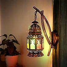 BOOTU lámpara LED y luces de pared Apliques de Bohemia bar restaurante Cafe turco Inn color