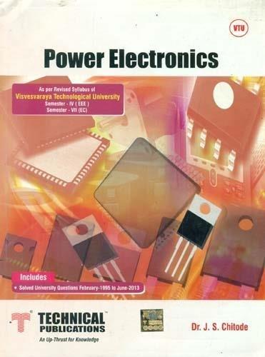 Power Electronics (VTU)