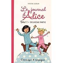 Le journal d'Alice - tome 1 Deuxième partie