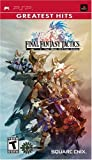 Square Enix Final Fantasy Tactics: The War Of The Lions PlayStation Portatile (PSP) videogioco