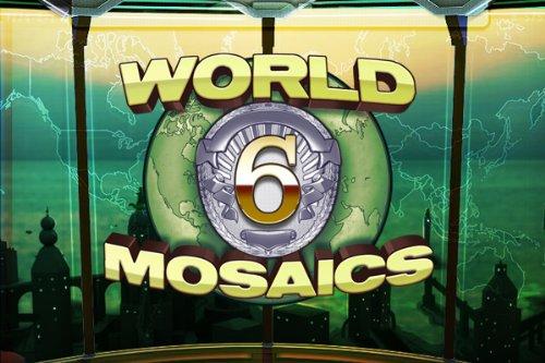 World Mosaics 6 Die geheimnisvolle Sanduhr