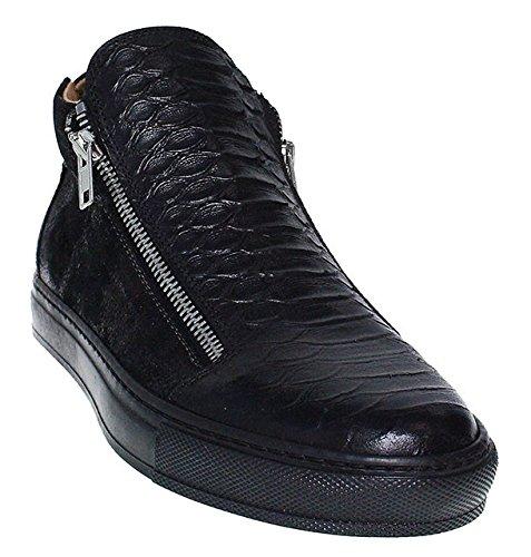 CLOCHARME, Sneaker donna Nero nero, Nero (nero), 39