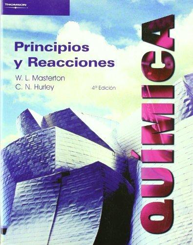 Descargar Libro Química:principiosyreacciones de W.L. MASTERTON