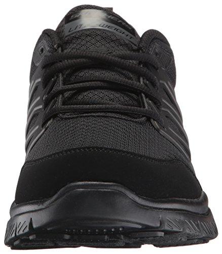 Skechers 58353 Bbk, Sneaker uomo Nero