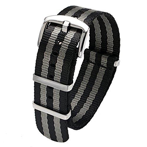 PBCODE Watch Straps/Uomo Cinturini per orologi Cintura di sicurezza...